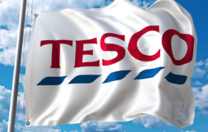 Tesco Flag